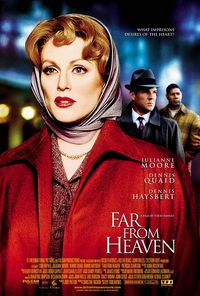 Far From Heaven: reliving past Hollywood romance.